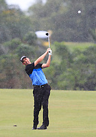 Jason Norris (AUS) in action on the 5th during Round 1 of the Maybank Championship at the Saujana Golf and Country Club in Kuala Lumpur on Thursday 1st February 2018.<br /> Picture:  Thos Caffrey / www.golffile.ie<br /> <br /> All photo usage must carry mandatory copyright credit (&copy; Golffile | Thos Caffrey)