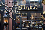 Firebird, Russian Restaurant, Exterior, New York, New York
