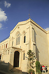 Israel, Jerusalem Old City, Christ Church, the oldest Protestant Church in the Middle East