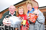 RAISING FUNDS: John Chambers, Bridget O'Connor and Hazel Evans who are hoping to raise funds for Kerry Immigrants in London with a special Christmas day coffee morning.   Copyright Kerry's Eye 2008