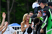 IMSA WeatherTech SportsCar Championship<br /> Continental Tire Road Race Showcase<br /> Road America, Elkhart Lake, WI USA<br /> Sunday 6 August 2017<br /> WeatherTech Grid Girls<br /> World Copyright: Richard Dole<br /> LAT Images<br /> ref: Digital Image RD_RA_2017_150