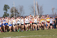 2012 DI XC Midwest Reg Men @ 300m