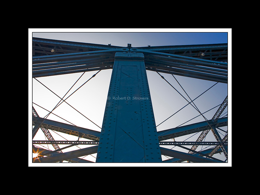 Pittsburghs Bridges - Smithfield structure