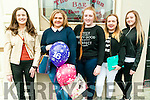 16th Birthday : Marie Heffernan celebrating her 16th birthday with friends at Eabha Joan's Restaurant on Saturday afternoon last. L-R: Eimear Daly, Marie Heffernan, Osha Horgan-Slemon, Tara Behan & Jasmine Dalton.