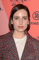 "LOS ANGELES - DEC 4:  Zoe Lister Jones at the Refinery29's ""29ROOMS"" Opening Night at the Reef on December 4, 2018 in Los Angeles, CA"