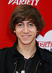 "LOS ANGELES, CA. - October 04: Actor Vincent Martella arrives at Variety's ""Power Of Youth"" to Benefit St. Jude presented by Target at L.A. Live on October 4, 2008 in Los Angeles, California."