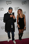 Russell Simmons and Angela Simmons Attend Angela Simmons I Am Presentation Powered Monster at 404 During Mercedes-Benz Fashion Week Fall 2014 NY