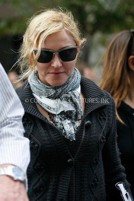 WWW.ACEPIXS.COM . . . . .  ....September 13, 2010....Madonna on the set of her movie W.E. on September 13, 2010 in New York City.....She is the director of the movie.......Please byline: NANCY RIVERA - ACEPIXS.COM.... *** ***..Ace Pictures, Inc:  ..Philip Vaughan  (646) 769 0430..e-mail: info@acepixs.com..web: http://www.acepixs.com