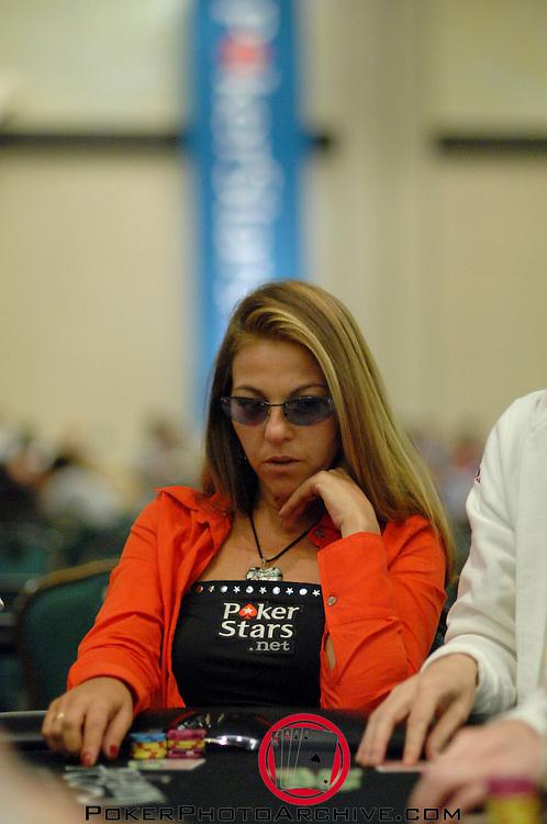 Sponsored player Veronica Dabul