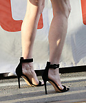 Julianne Moore, shoe detail, attends the 'Suburbicon' premiere during the 2017 Toronto International Film Festival at Princess of Wales Theatre on September 9, 2017 in Toronto, Canada.