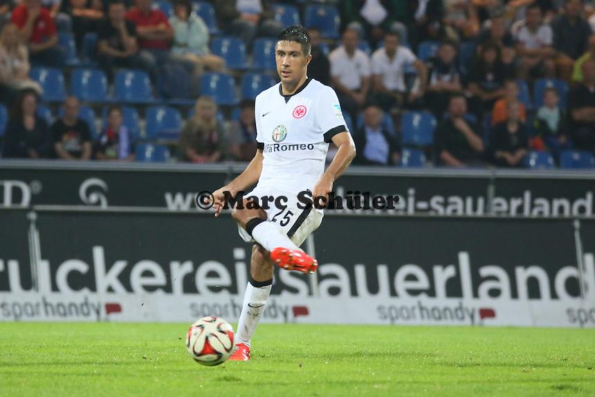 Slobodan Medojevic (Eintracht)- FSV Frankfurt vs. Eintracht Frankfurt, Frankfurter Volksbank Stadion