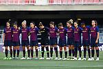 FC Barcelona vs Chelsea FC: 1-1.