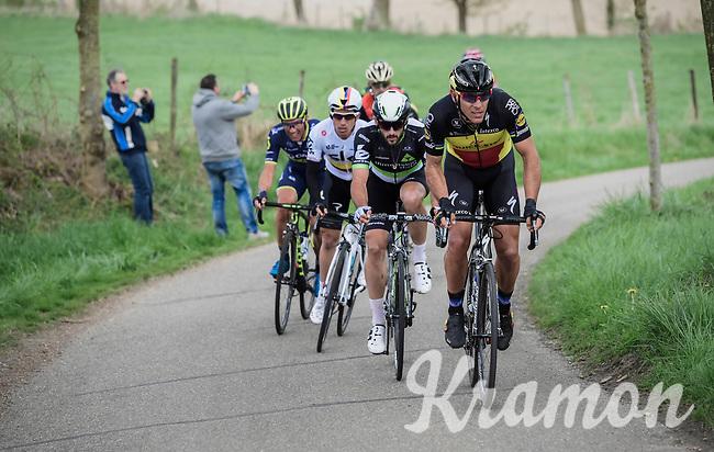 Philippe Gilbert (BEL/Quick Step floors)<br /> <br /> 52nd Amstel Gold Race (1.UWT)<br /> 1 Day Race: Maastricht &rsaquo; Berg en Terblijt (264km)