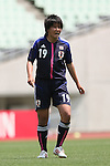 Ayaka Michigami (JPN), .JUNE 17, 2012 - Football / Soccer : .Women's International Friendly match between U-20 Japan 1-0 U-20 United States .at Nagai Stadium, Osaka, Japan. (Photo by Akihiro Sugimoto/AFLO SPORT) [1080]