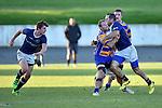 NELSON, NEW ZEALAND - JUNE 6: NPD Tasman Trophy Final between Galbraith Nelson Div 1 & Taylors Wanderers Div 1, June 6, Trafalgar Park, Nelson, New Zealand. (Photo by: Barry Whitnall/Shuttersport Limited)