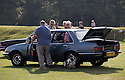 26/07/14 <br /> <br /> Vauxhall Carlton,<br /> <br /> Princess Diana's Mini Metro was the star of the show at the first ever Festival of the Unexceptional.<br /> <br /> The car show held near Silverstone celebrated the best examples of the most ordinary cars of late 1960s to mid-1980s Britain.<br /> <br /> Organisers, Hagerty Insurance, said: &quot;Let&rsquo;s celebrate, preserve and enjoy these threatened and endangered pieces of our beige, brown and plaid automotive heritage.<br /> <br />  &quot;There are twice as many Ferraris on the road in the UK than Austin Allegros! We&rsquo;ve brought together the 50 best examples of a wide range of models - an award of dubious value will go to the overall winner.&quot;<br /> <br /> Princess Diana's red 1980 Mini Metro L was photographed many times while she was dating Prince Charles and was affectionately known as the 'courting car'. It has had three owners since it left the Royal fleet, and has clocked-up a very modest 30,000 miles. <br /> <br /> <br /> All Rights Reserved - F Stop Press.  www.fstoppress.com. Tel: +44 (0)1335 300098