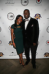 Eunice Omole and DJ Jon Quick  at DJ Jon Quick's 5th Annual Beauty and the Beat: Heroines of Excellence Awards Honoring AMBRE ANDERSON, DR. MEENA SINGH,<br /> JESENIA COLLAZO, SHANELLE GABRIEL, <br /> KRYSTAL GARNER, RICHELLE CAREY,<br /> DANA WHITFIELD, SHAWN OUTLER,<br /> TAMEKIA FLOWERS Held at Suite 36, NY