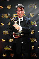 BURBANK - APR 26: Brad Bessey at the 42nd Daytime Emmy Awards Gala at Warner Bros. Studio on April 26, 2015 in Burbank, California