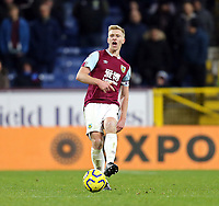 Burnley's Ben Mee<br /> <br /> Photographer Rich Linley/CameraSport<br /> <br /> The Premier League - Burnley v Crystal Palace - Saturday 30th November 2019 - Turf Moor - Burnley<br /> <br /> World Copyright © 2019 CameraSport. All rights reserved. 43 Linden Ave. Countesthorpe. Leicester. England. LE8 5PG - Tel: +44 (0) 116 277 4147 - admin@camerasport.com - www.camerasport.com