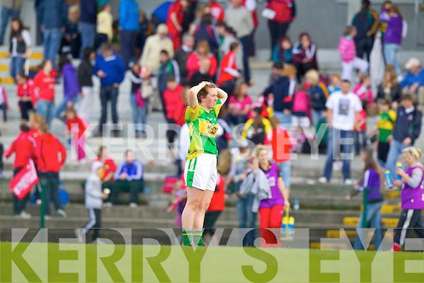Kerry v  Cork Munster Senior Ladies Final in Dr Crokes Lewis Road on Saturday.