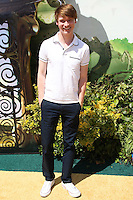 "WESTWOOD, LOS ANGELES, CA, USA - MAY 03: Calum Worthy at the Los Angeles Premiere Of ""Legends Of Oz: Dorthy's Return"" held at the Regency Village Theatre on May 3, 2014 in Westwood, Los Angeles, California, United States. (Photo by Celebrity Monitor)"