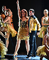 HOLLYWOOD, FL - FEBRUARY 25: Valentin Chemrkovskiy, Witney Carson, Kate Flannery, Pasha Pashkov and Jenna Johnson perform on stage during 'Dancing With The Stars Live' at Hard Rock Live at Seminole Hard Rock Hotel & Casino Hollywood on February 25, 2020 in Hollywood, Florida.  ( Photo by Johnny Louis / jlnphotography.com )