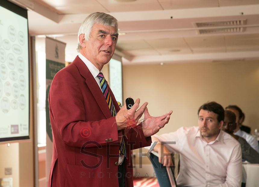 Guest Speaker Steve Potts of Ingenuity, based at the University of Nottingham