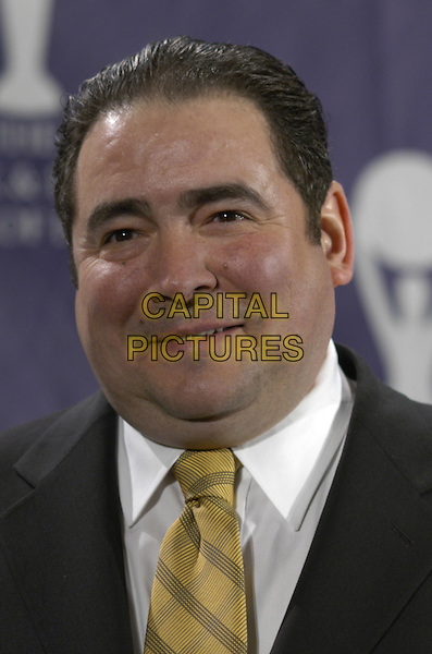 EMERIL LAGASSE.The 22nd annual Rock And Roll Hall Of Fame  induction ceremony at the Waldorf Astoria Hotel, New York, New York, USA..March 12th, 2007.headshot portrait .CAP/ADM/BL.©Bill Lyons/AdMedia/Capital Pictures *** Local Caption ***