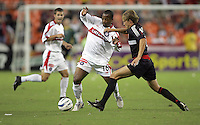 Andy Williams, Chicago vs DC United at RFK Stadium in Washington, DC.