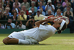 Tennis, All England Championships in Wimbledon