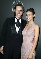 06 January 2018 - Santa Monica, California - Reeve Carney, Victoria Justice. The Art Of Elysium's 11th Annual Black Tie Artistic Experience HEAVEN Gala held at Barker Hangar. <br /> CAP/ADM/FS<br /> &copy;FS/ADM/Capital Pictures