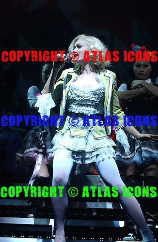 Gwen Stefani .Photo Credit: Eddie Malluk/Atlas Icons.com