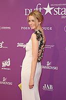 "Eva Padberg (dress: Kilian Kerner) attending the ""Duftstars 2012 - German Perfume Award"" held at the Tempodrom in Berlin, Germany, 04.05.2012..Credit: Semmer/face to face /MediaPunch Inc. ***FOR USA ONLY***"