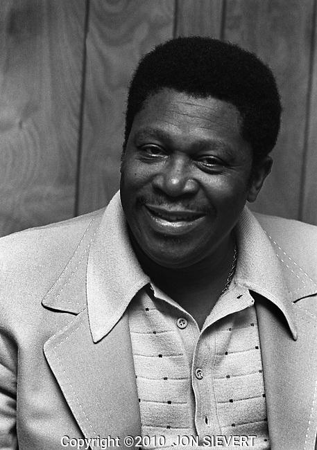 B.B. King, Jan 21, 1976, Great American Music Hall, San Francisco 20-11-7