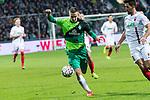 10.02.2019, Weser Stadion, Bremen, GER, 1.FBL, Werder Bremen vs FC Augsburg, <br /> <br /> DFL REGULATIONS PROHIBIT ANY USE OF PHOTOGRAPHS AS IMAGE SEQUENCES AND/OR QUASI-VIDEO.<br /> <br />  im Bild<br /> Johannes Eggestein (Werder Bremen #24)<br /> Einzelaktion, Ganzk&ouml;rper / Ganzkoerper<br /> <br /> <br /> Foto &copy; nordphoto / Kokenge