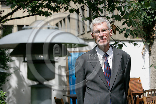 BRUSSELS - BELGIUM - 13 JUNE 2007 -- Antti SIERLA, Finland's ambassador in Belgium and the Head of the Mission of Finland to NATO. Photo: Erik Luntang/EUP-IMAGES
