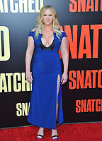 www.acepixs.com<br /> <br /> May 10 2017, LA<br /> <br /> Amy Schumer arriving at the premiere of 'Snatched' at the Regency Village Theatre on May 10, 2017 in Westwood, California<br /> <br /> By Line: Peter West/ACE Pictures<br /> <br /> <br /> ACE Pictures Inc<br /> Tel: 6467670430<br /> Email: info@acepixs.com<br /> www.acepixs.com