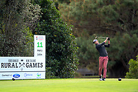 Kunaal Singh. Day two of the Jennian Homes Charles Tour / Brian Green Property Group New Zealand Super 6's at Manawatu Golf Club in Palmerston North, New Zealand on Friday, 6 March 2020. Photo: Dave Lintott / lintottphoto.co.nz