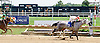 Two  Punch Too winning at Delaware Park on 8/4/14