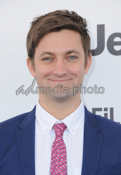 25 February 2017 - Santa Monica, California - Chris Kelly. 2017 Film Independent Spirit Awards held held at the Santa Monica Pier. Photo Credit: Birdie Thompson/AdMedia