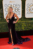 Nancy O'Dell at the 74th Golden Globe Awards  at The Beverly Hilton Hotel, Los Angeles USA 8th January  2017<br /> Picture: Paul Smith/Featureflash/SilverHub 0208 004 5359 sales@silverhubmedia.com