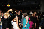 Guiding Light Tom Pelphrey dances with fans at the Celebrity Bartending Bash on May 14 at Martini's Upstairs, Marco Island, Florida - SWFL Soapfest Charity Weekend May 14 & !5, 2011 benefitting several children's charities including the Eimerman Center providing educational & outfeach services for children for autism. see www.autismspeaks.org. (Photo by Sue Coflin/Max Photos)