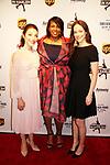 Meryl Davis, Lori Ward, ALissandra Aronow - Figure Skating in Harlem presents Champions in Life Benefit Gala on April 29, 2019 at Chelsea Pier, New York City, New York - (Photo by Sue Coflin/Max Photos)