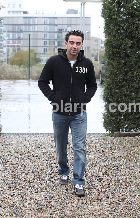 **ALL-ROUND EXCLUSIVE PICTURES FROM SOLARPIX.COM**                                             **WORLDWIDE SYNDICATION RIGHTS EXCEPT FOR SPAIN - NO PUBLICATION IN SPAIN**   .SPORT.Pics show footballing superstar Xavi at Barcelona football club ahead of Arsenal's Champions League match against Barcelona on 16th Feb.                                                                    This pic:     Xavi                                                                                         JOB REF:   12724     MER       DATE:  27.01.11                                                          **MUST CREDIT SOLARPIX.COM OR DOUBLE FEE WILL BE CHARGED**                                                                      **MUST AGREE FEE BEFORE ONLINE USAGE**                               **CALL US ON: +34 952 811 768 or LOW RATE FROM UK 0844 617 7637**