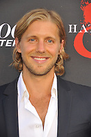 Matt Barr at the Los Angeles premiere of 'Hatfields & McCoys' at Milk Studios on May 21, 2012 in Los Angeles, California. © mpi35/MediaPunch Inc.