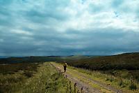 The Barytes Mine Track, Muirshiel Country Park, Renfrewshire