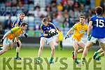 Philip O'Connor Kerry in action against  Meath in the All Ireland Junior Football Final at O'Moore Park, Portlaoise on Saturday.
