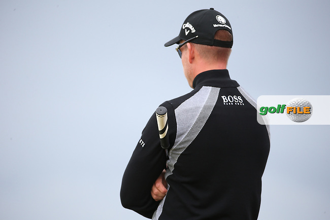 Henrik Stenson (SWE) during Round Two of the 2016 Aberdeen Asset Management Scottish Open, played at Castle Stuart Golf Club, Inverness, Scotland. 08/07/2016. Picture: David Lloyd | Golffile.<br /> <br /> All photos usage must carry mandatory copyright credit (&copy; Golffile | David Lloyd)