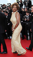 Macy Gray attending the Paperboy red carpet during the 65th annual Cannes Film Festival held at the Palais des Festivals in Cannes, France, 24.05.2012...Credit: Joseph Kerlakian/face to face..- Rights for Germany, Austria, Switzerland, Italy, Spain and Eastern Europe - / Mediapunchinc