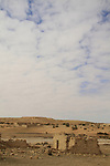 Israel, Halutza in the Negev, site of the ancient Nabatean city
